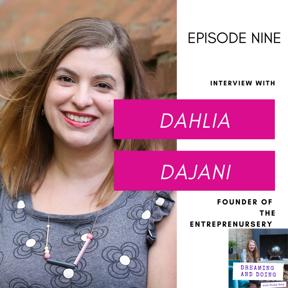Episode Nine: Dahlia Dejani