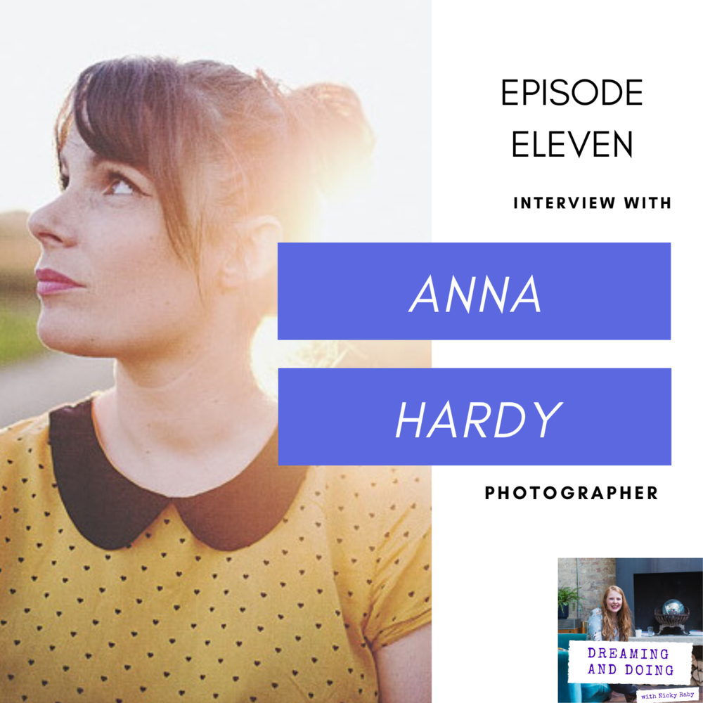 Episode Eleven: Anna Hardy