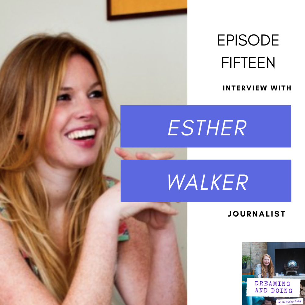 Episode Fifteen: Esther Coren