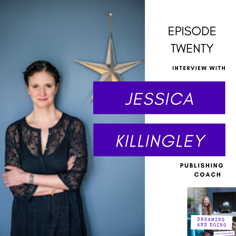 Episode Twenty: Jessica Killingley