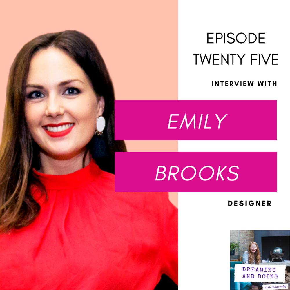 Episode Twenty Five: Emily Brooks