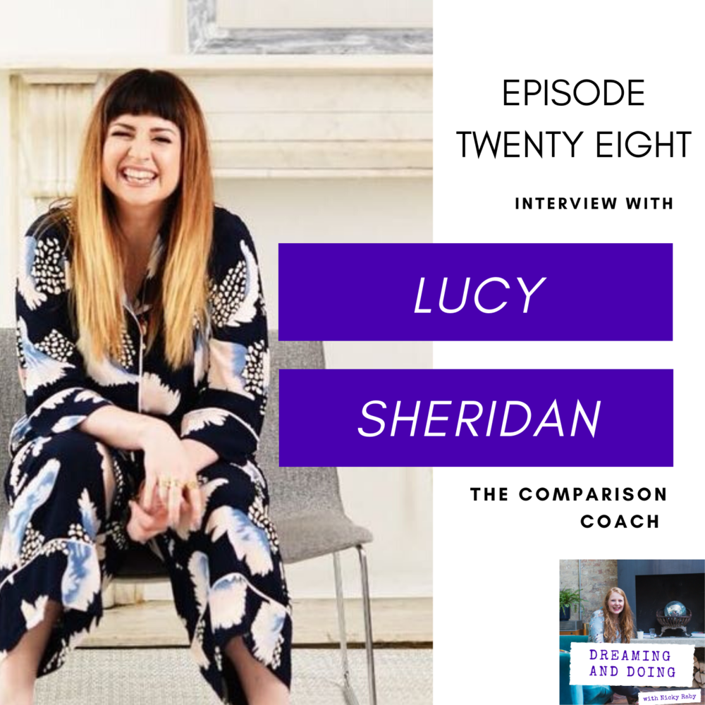 Episode Twenty Eight: Lucy Sheridan