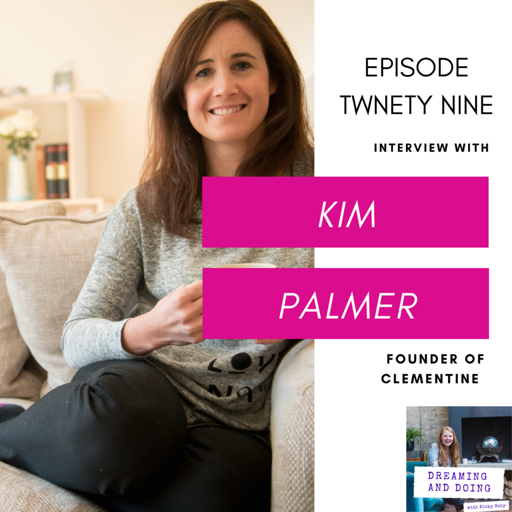 Episode Twenty Nine: Kim Palmer