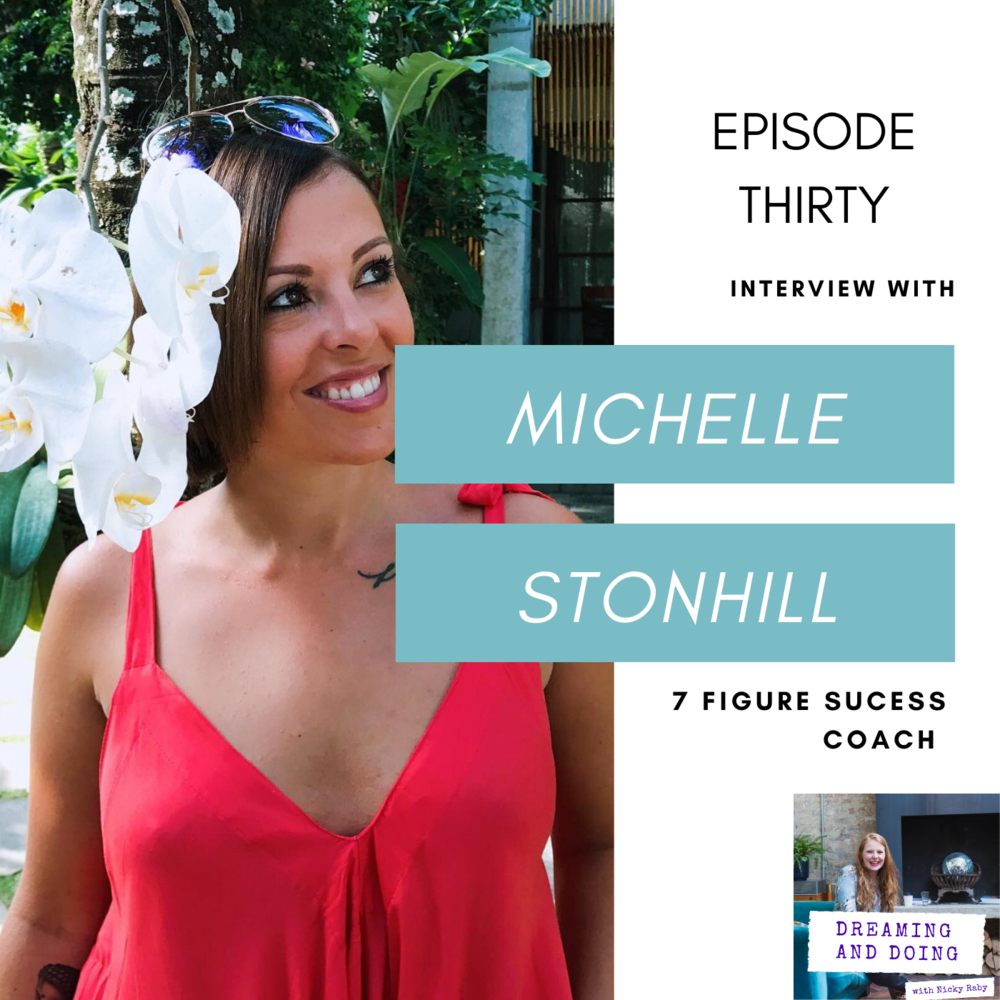 Episode Thirty: Michelle Stonhill