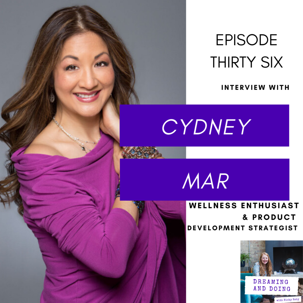 Episode Thirty Six: Cydney Mar