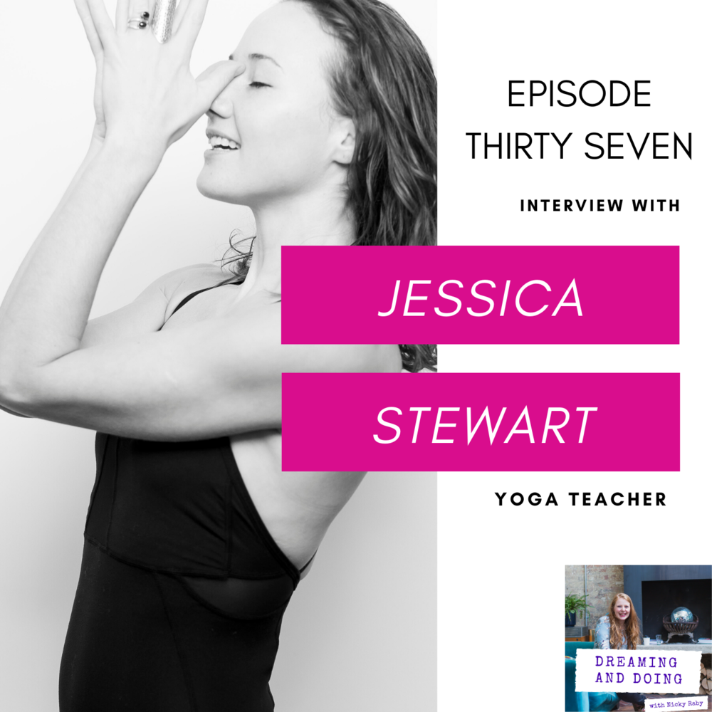 Episode Thirty Seven: Jessica Stewart