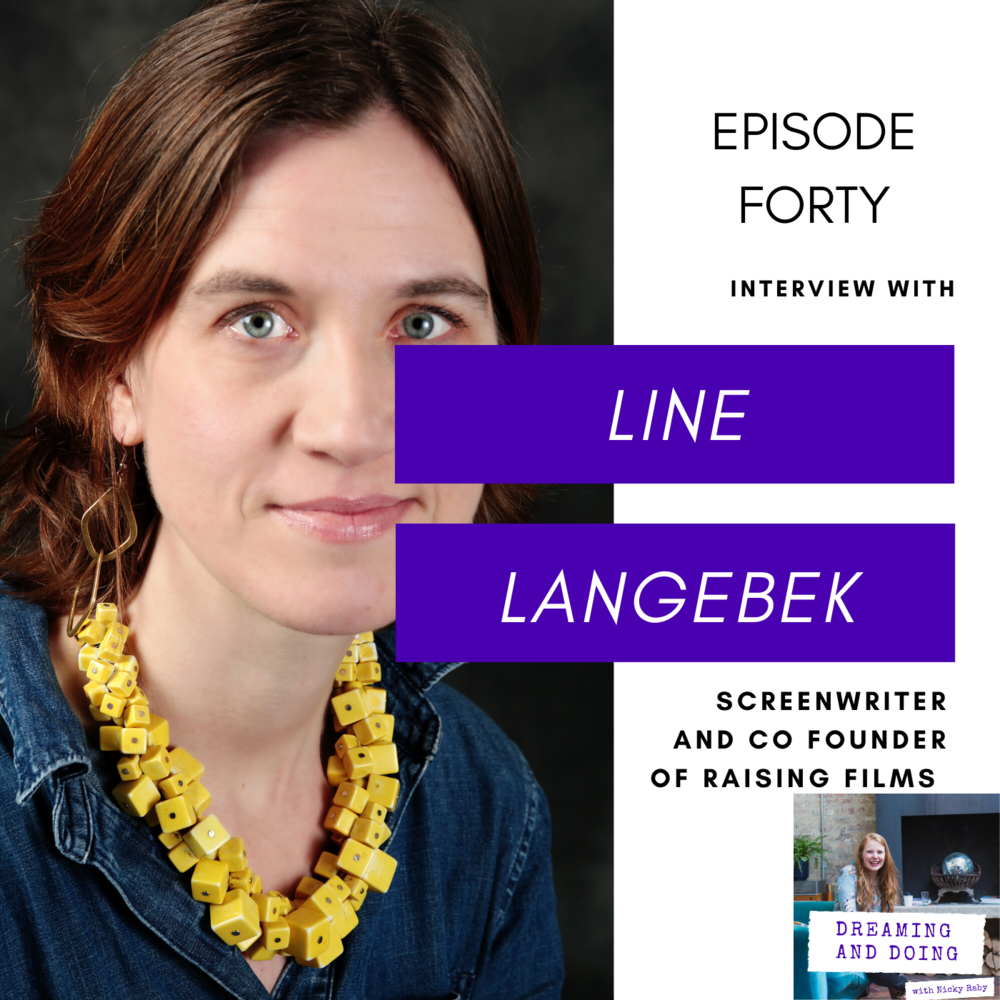 Episode Forty: Line Langebek
