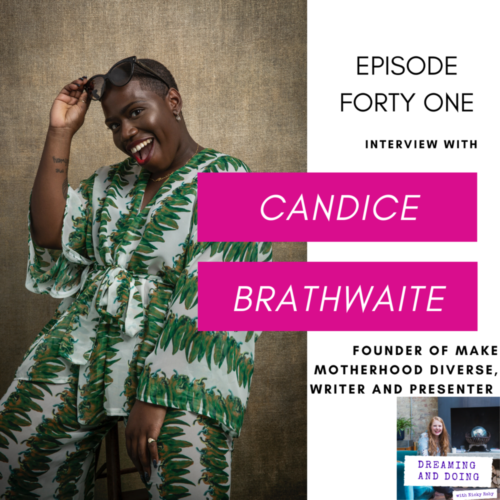 Episode Forty One: Candice Brathwaite