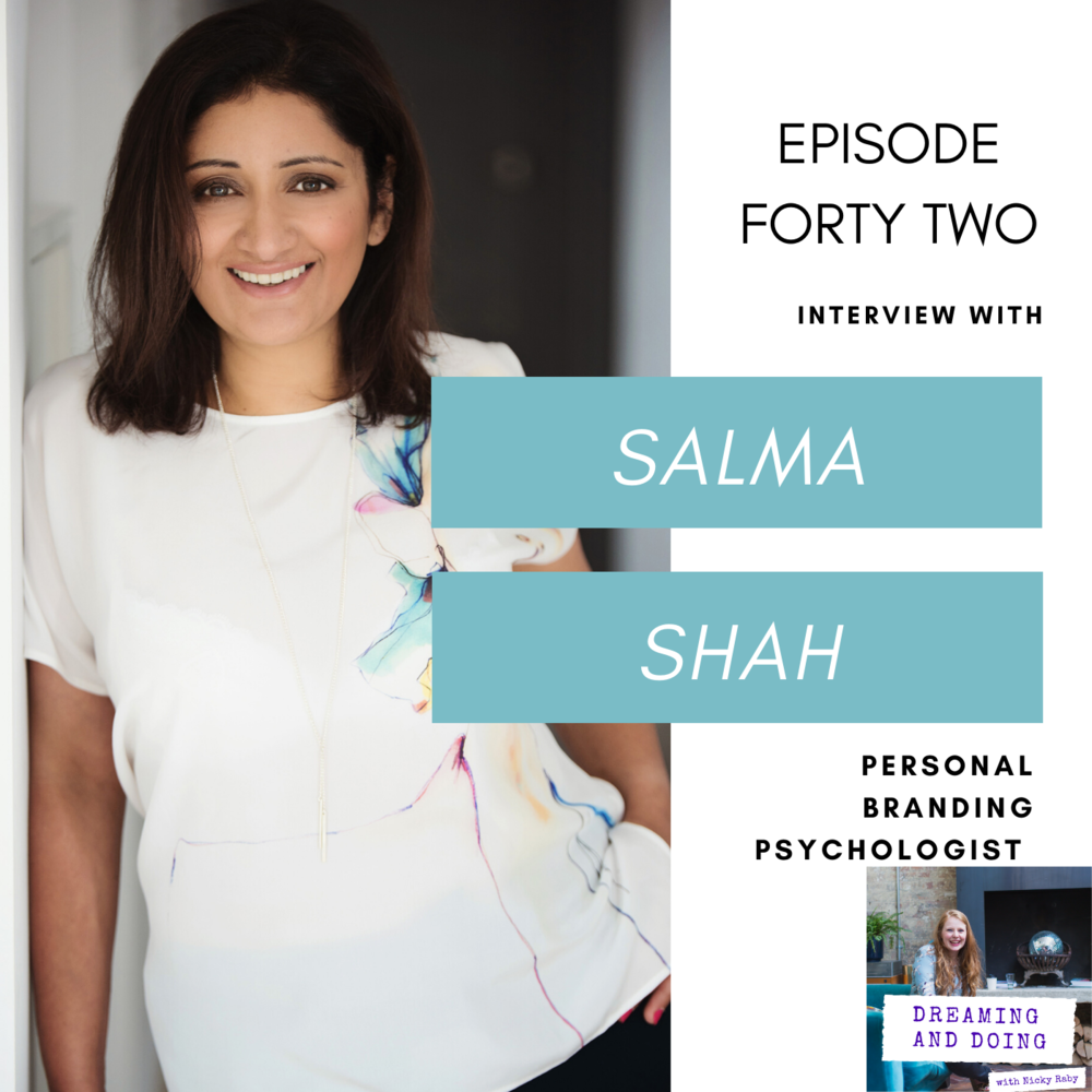Episode Forty Two: Salma Shah
