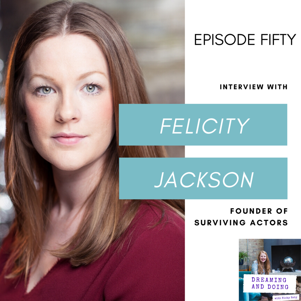 Episode Fifty: Felicity Jackson