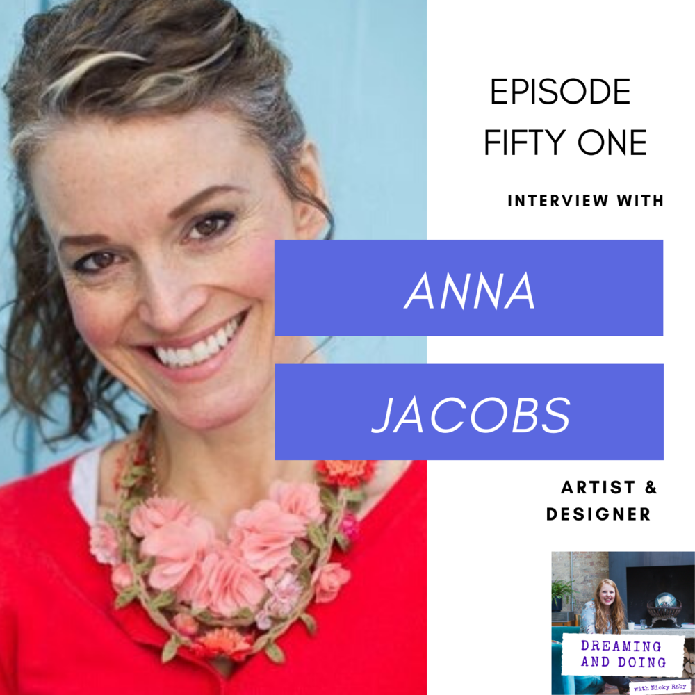 Episode Fifty One: Anna Jacobs
