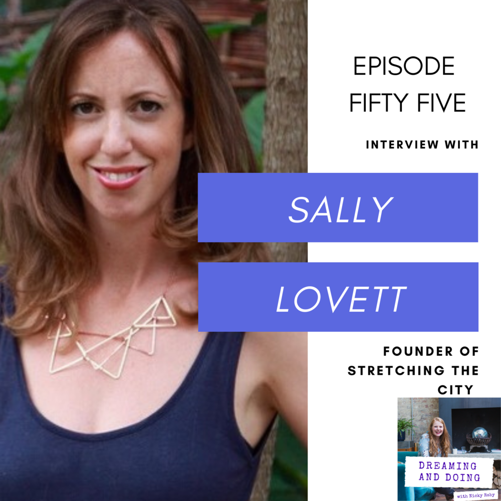 Episode Fifty Five: Sally Lovett