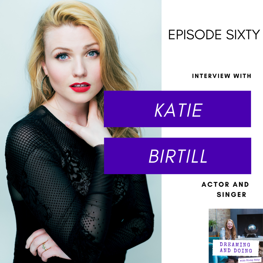 Episode Sixty: Katie Birtill