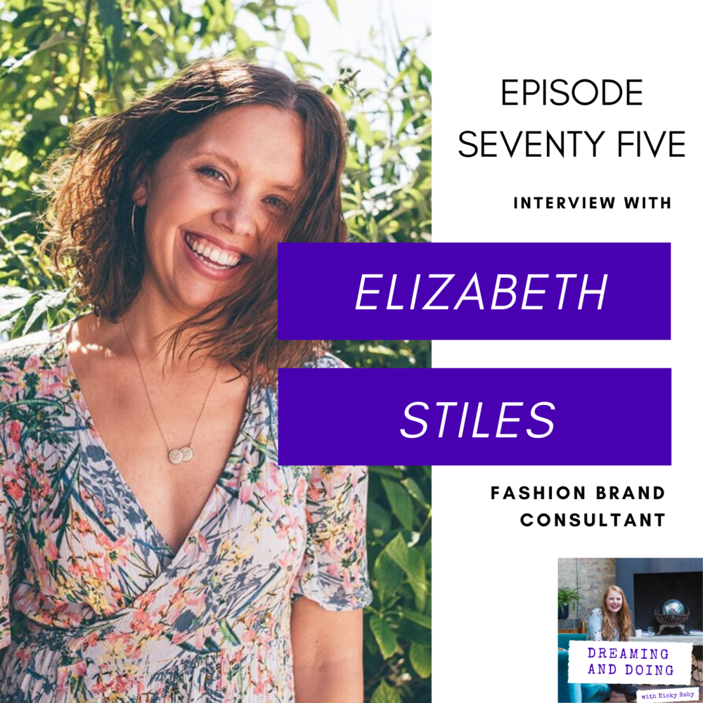 Episode Seventy Five: Elizabeth Stiles