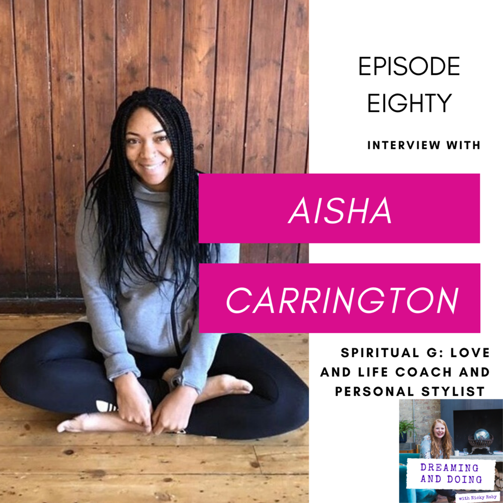 Episode Eighty: Aisha Carrington