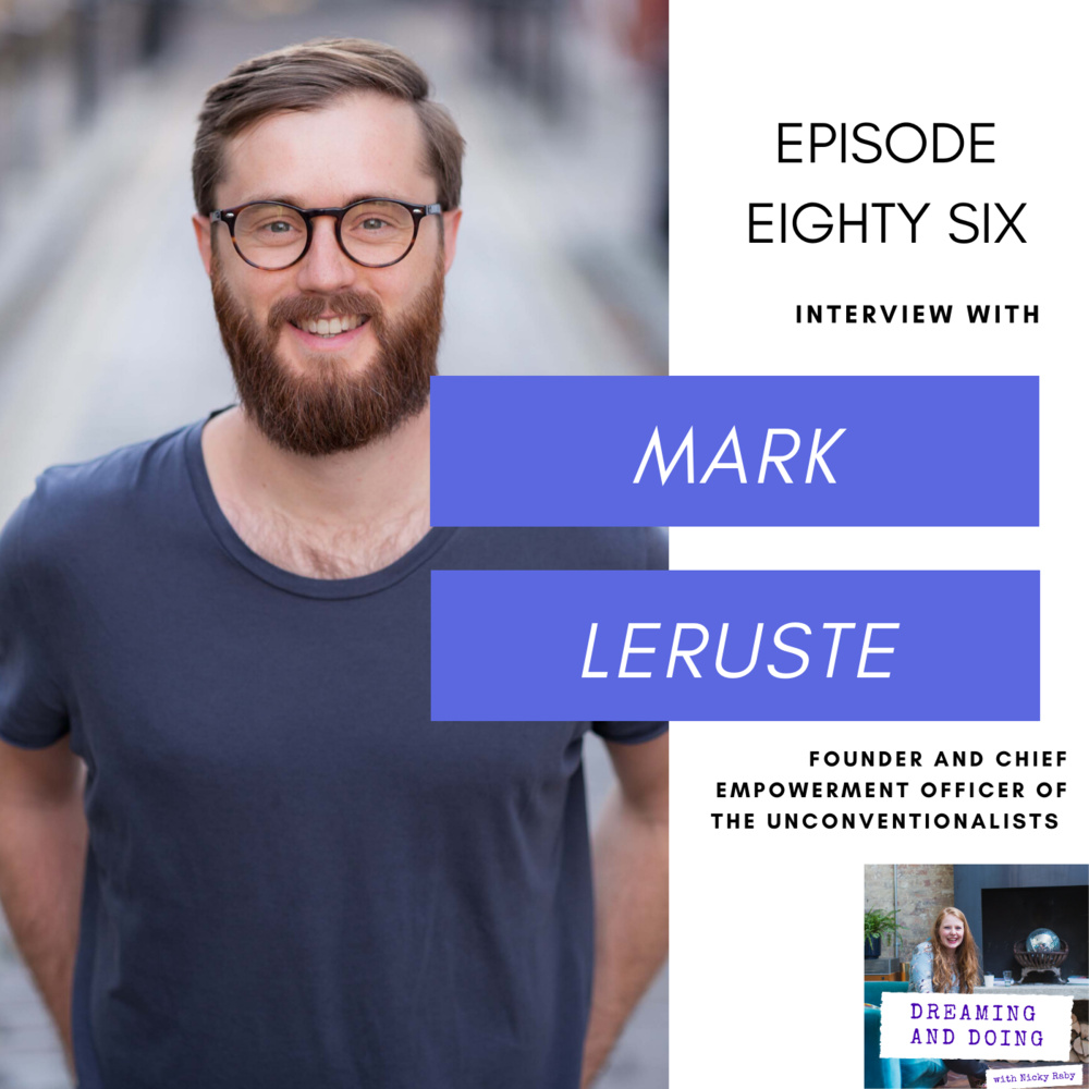 Episode Eighty Six: Mark Leruste