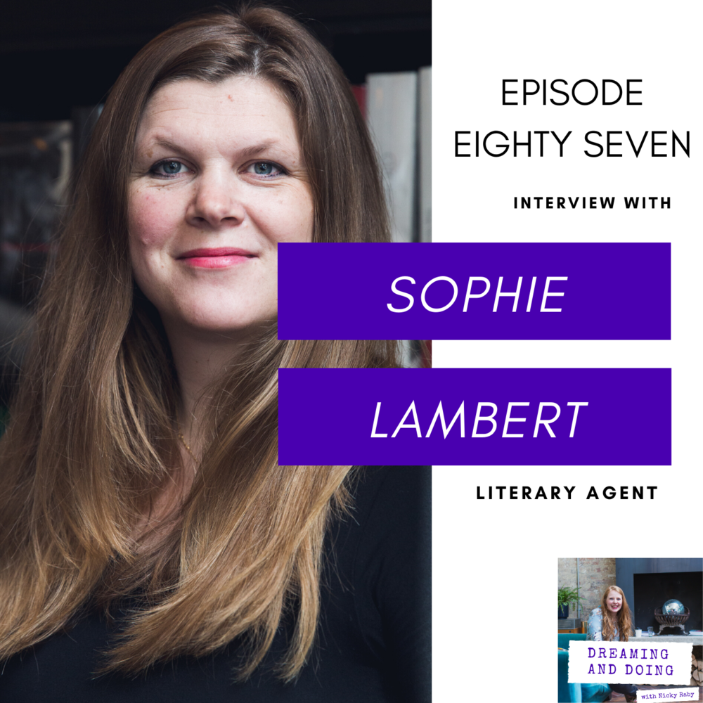 Episode Eighty Seven: Sophie Lambert