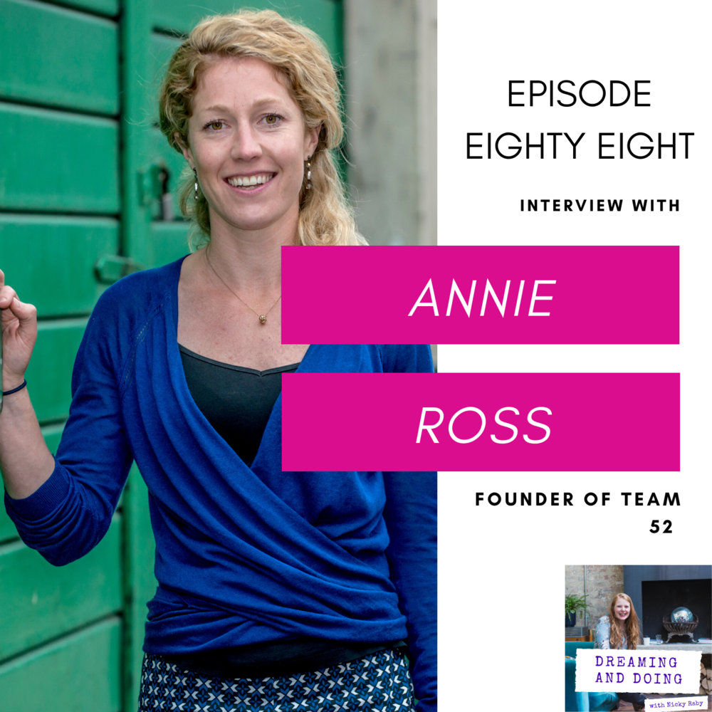 Episode Eighty Eight: Annie Ross