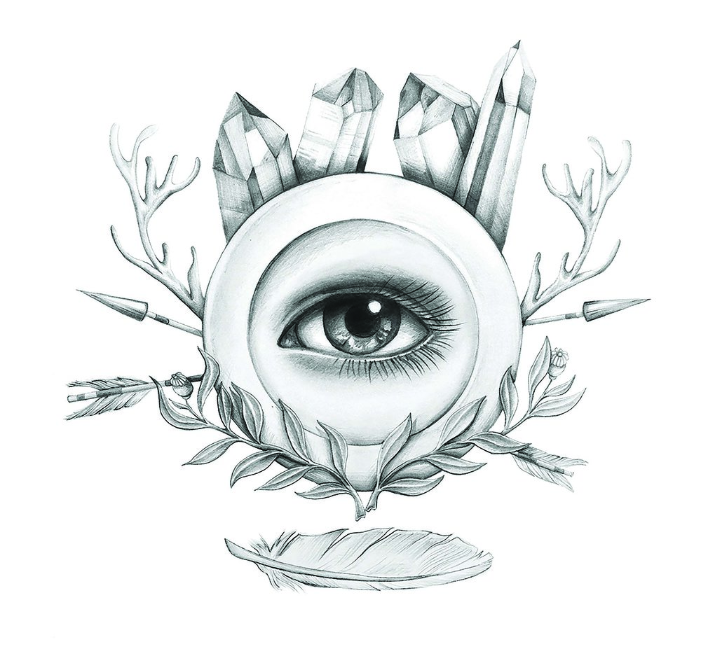 La Mona_MY ALL-SEEING EYE.jpg