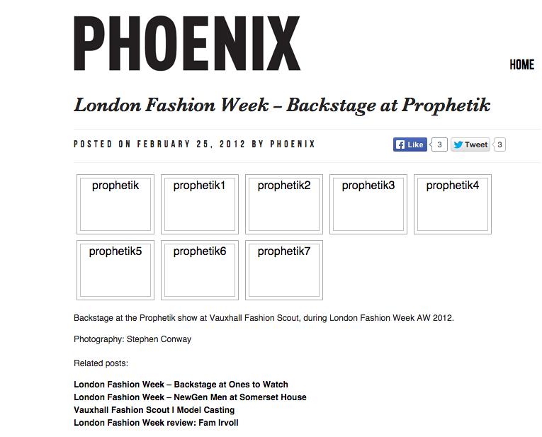Pheonix Magazine