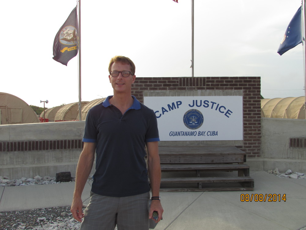 In August 2014, representing the NYC City Bar, I went to Guantanamo to observe pre-trial hearings for the trial of the alleged mastermind of the bombing of the  USS Cole  in 2000