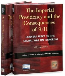 This two-volume book of NY City Bar reports addressing legal issues in the post-9/11 world was edited by Jim Silkenat (immediate past president of the ABA) and myself.  All royalties go to the City Bar Fund.