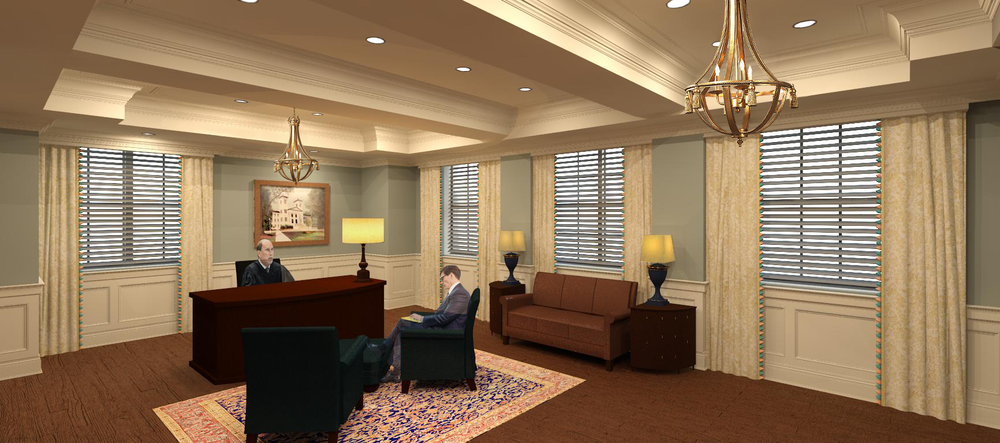 under construction: upstate office renovation update — cda interiors