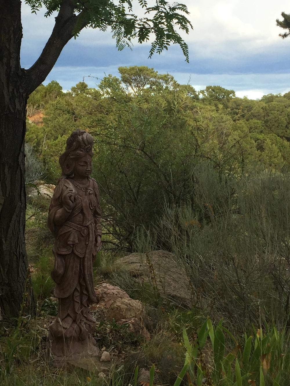 Kwan Yin - the bodhisattva of compassion