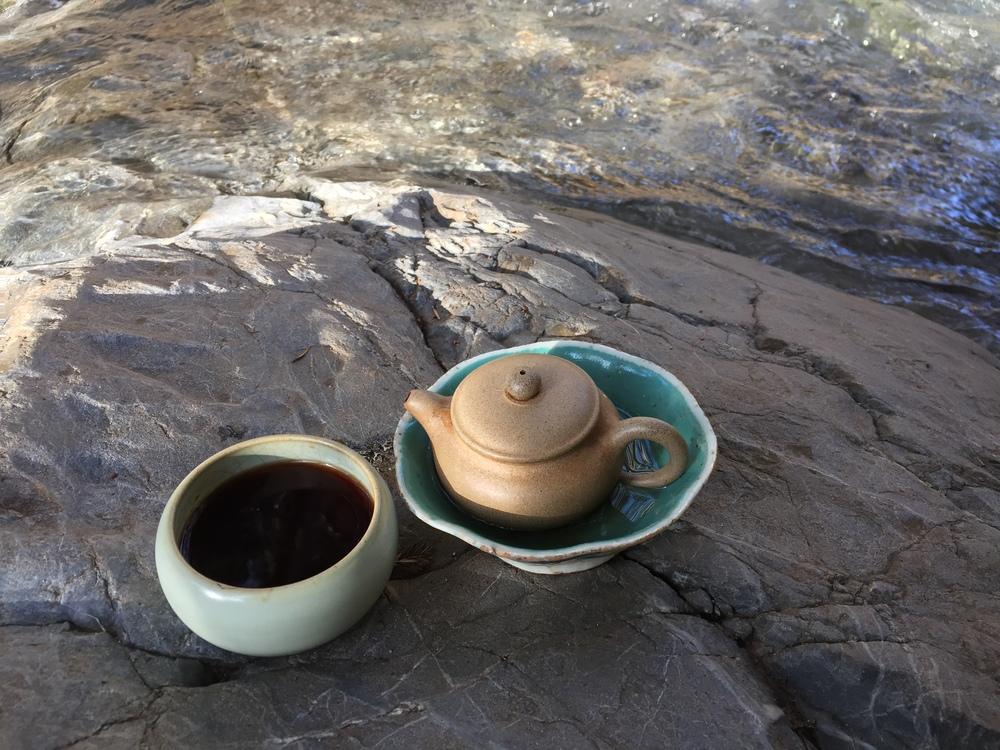 gung fu tea on the creek