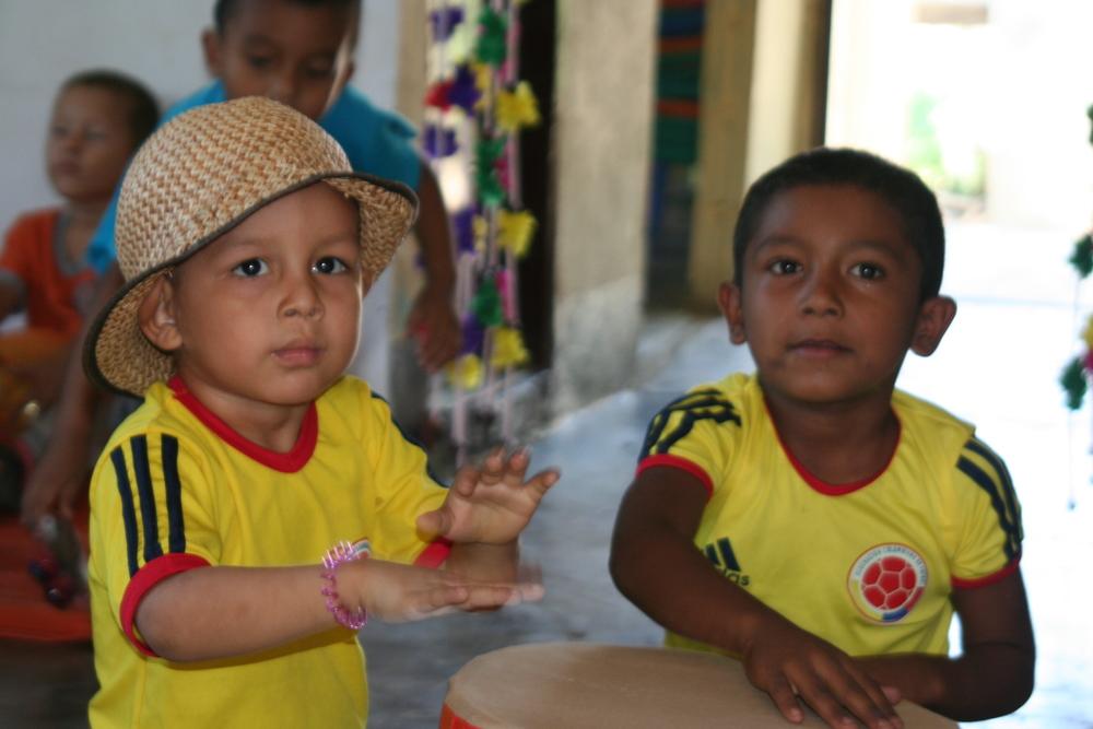 Niños Genesis Colombia