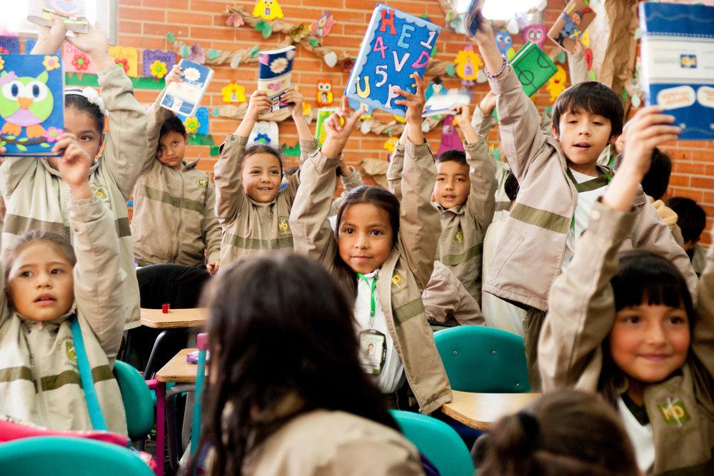educacion y paz en colombia