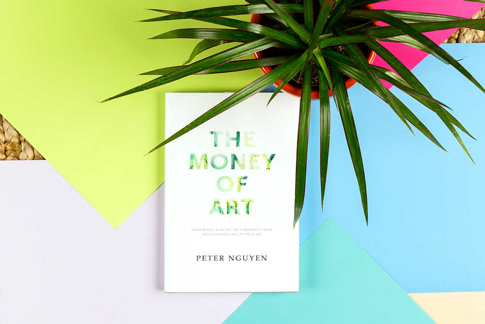 The Money of Art by Peter Nguyen photographed by  EDGE Studios /Sean Kilgore-Han