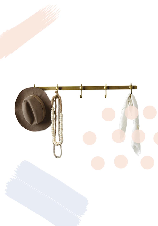 Ballard Designs - Julienne Hooks - $39.99