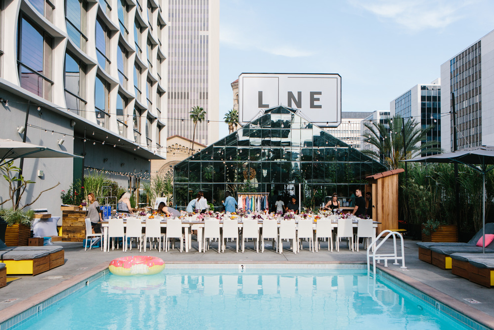 The Line Hotel the 10 best instagrammable spots at the line hotel — create +