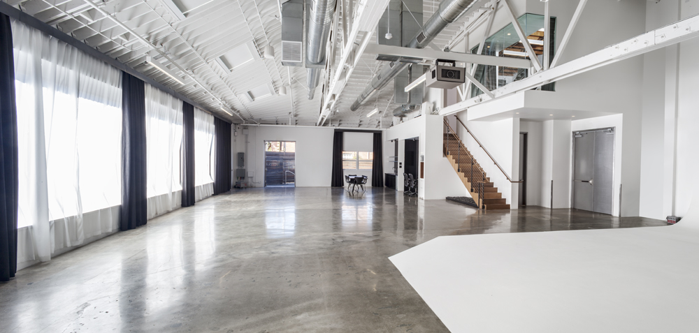 Studio 1: Lightbox is one of the most desirable and exclusive studios in LA.