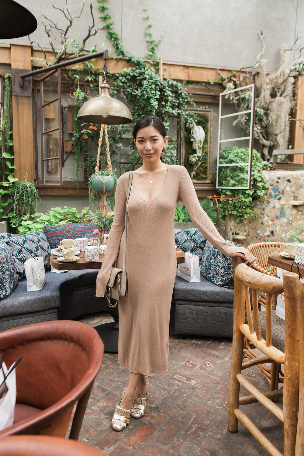 Stephanie Liu of Honey & Silk.