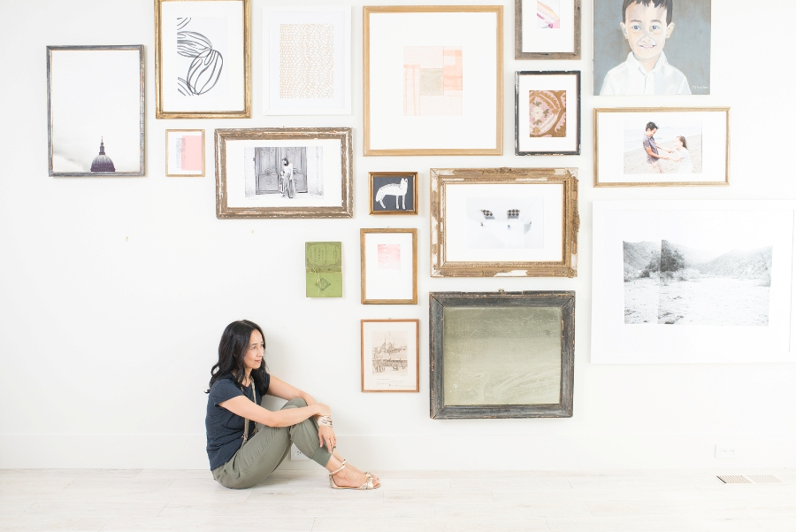 Minted founder and CEO Mariam Naficy (Credit: Minted)