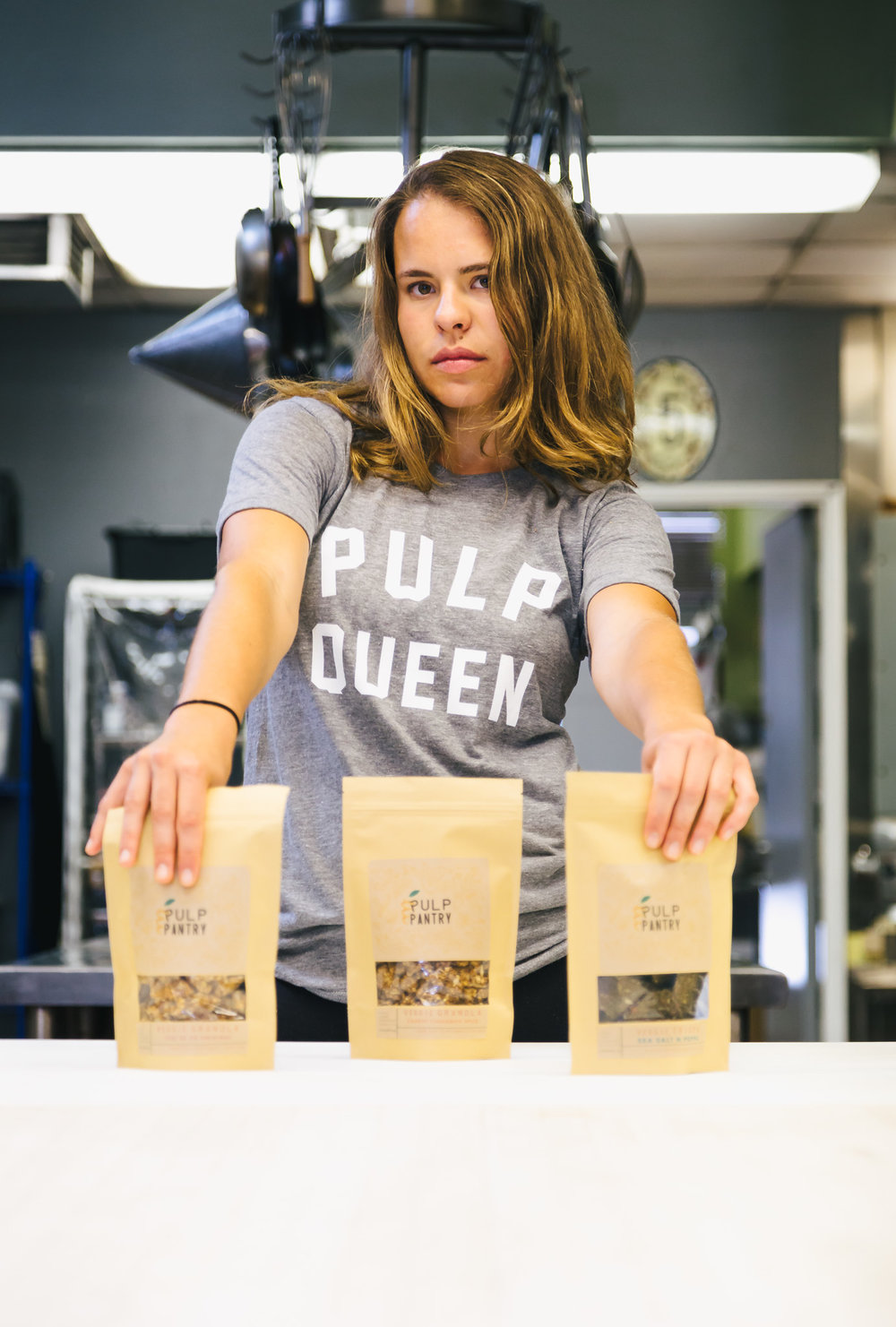 Kaitlin Mogentale, Pulp Pantry. Photo by: Josh Vertucci