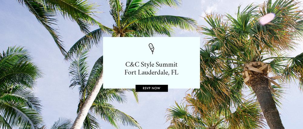 C&C Style Summit