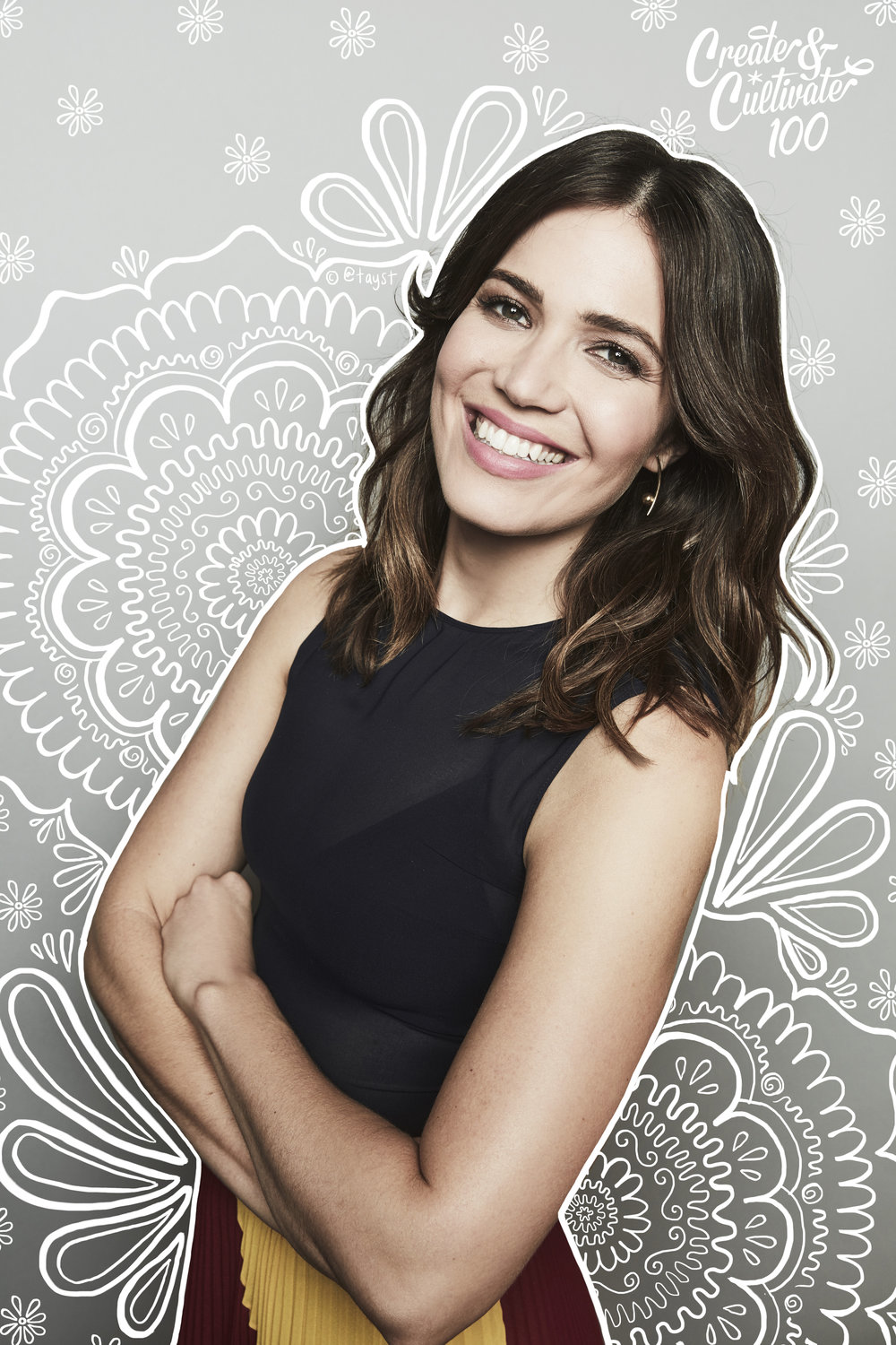 entertainment mandy moore create cultivate