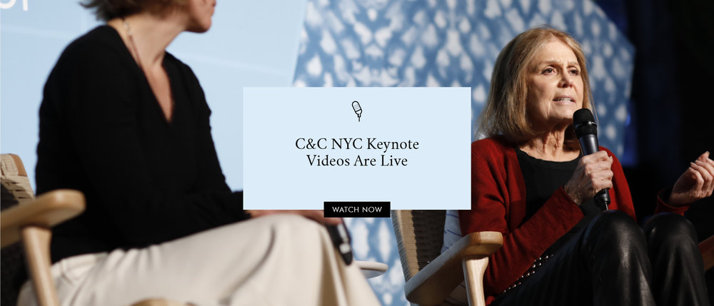 C&C NYC Keynote Videos Are Live