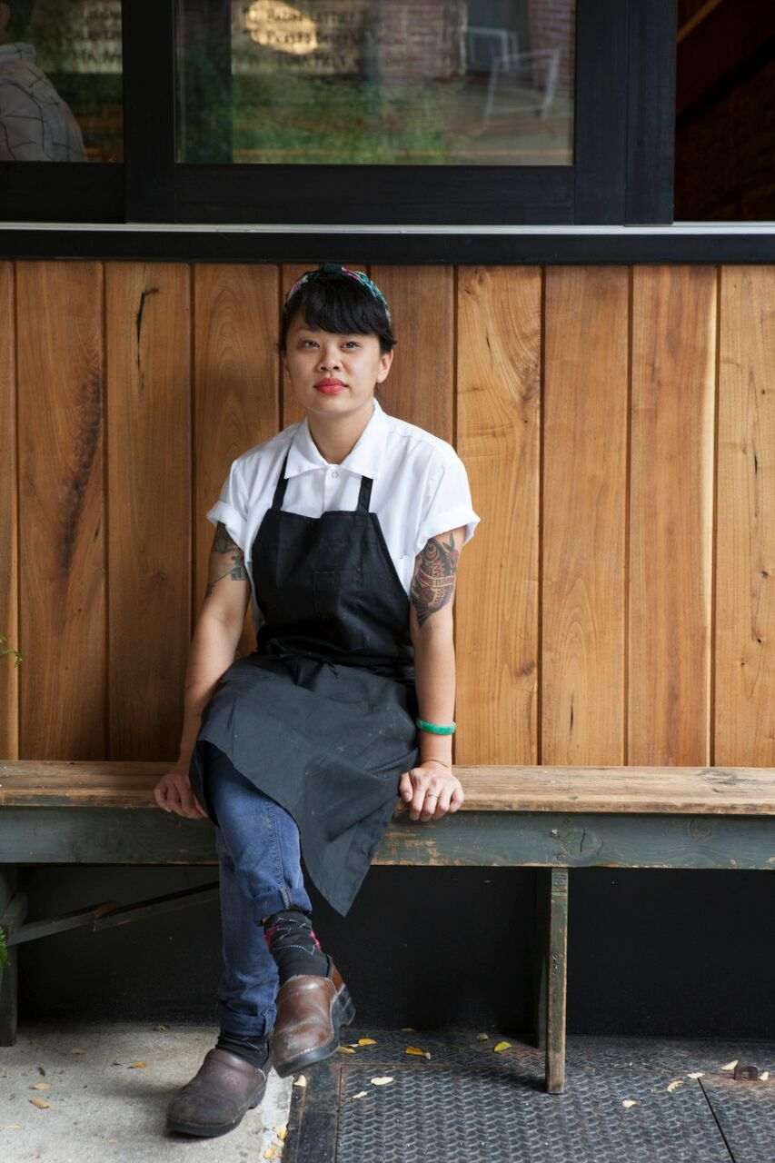 Dianna Daoheung, Executive Chef of Black Seed Bagels
