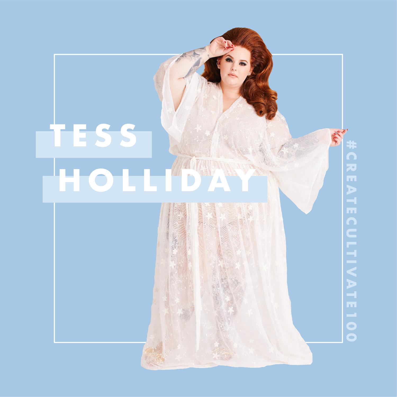 f6bf0fcf2b6 Create   Cultivate 100  Beauty  Tess Holliday — Create + Cultivate