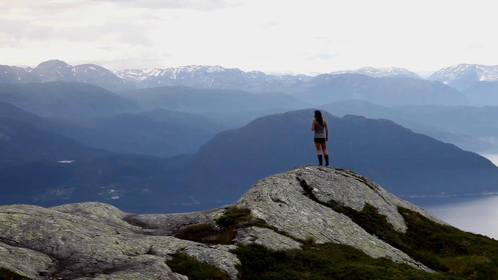 Synnøve Kvamme - Kampen om fjordane - Hardingfilm