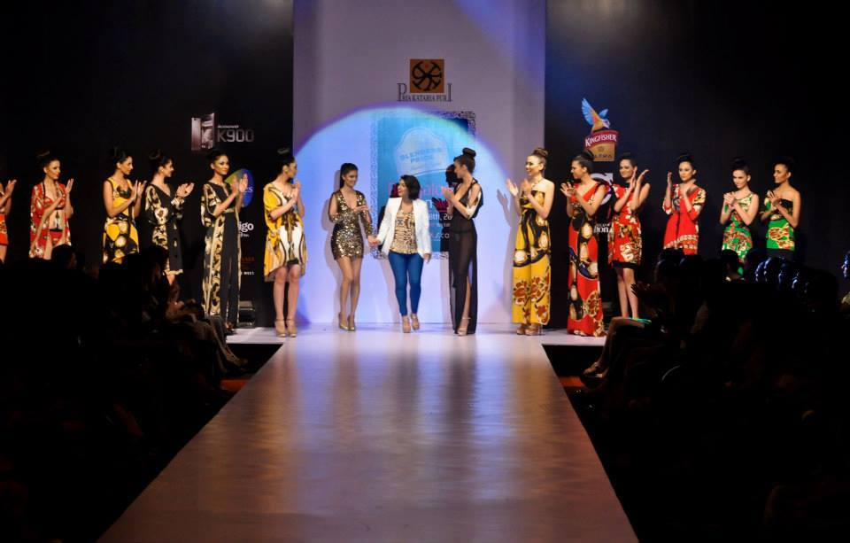 Bangalore Fashion Week 2014 Creative Director for Pria Kataaria Puri