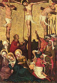 Crucifixionby Hans von Tübingen(1430)
