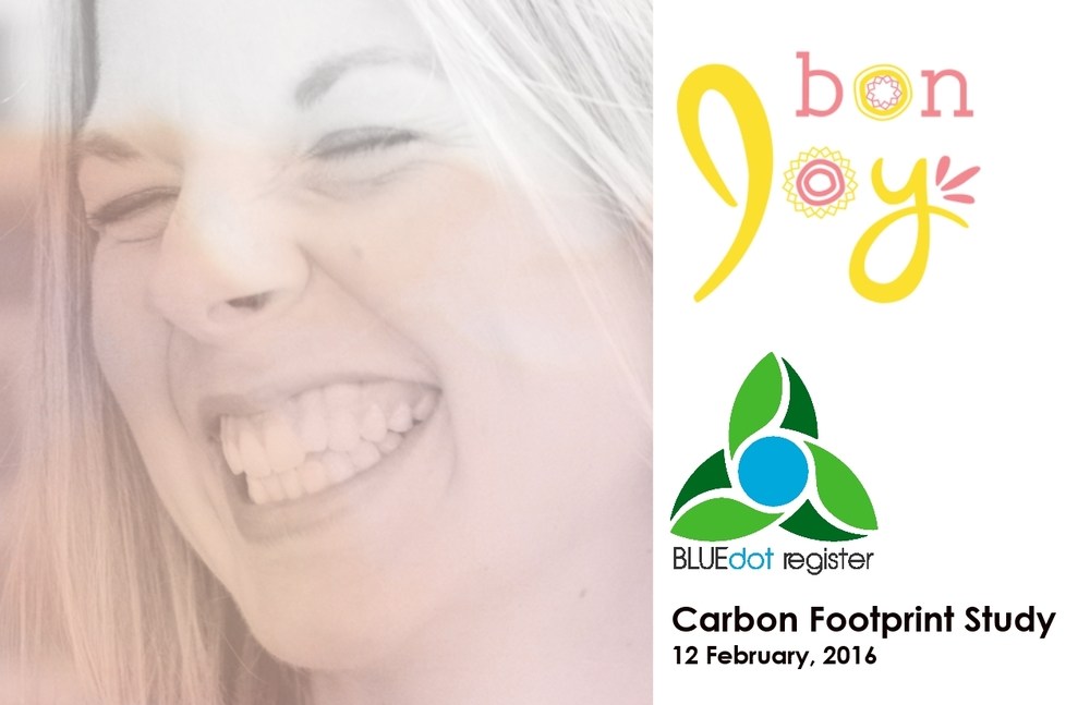 Click to view the bonJOY Carbon Footprint Assessment