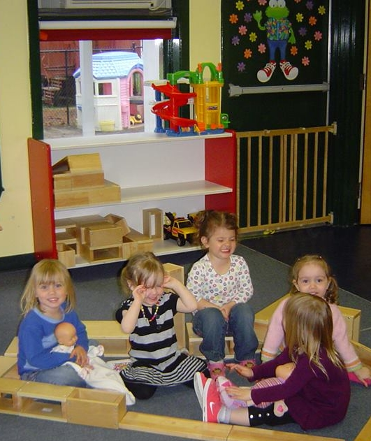 More than just a daycare - come socialize at one of North Hastings Children's Services' Playgroups!