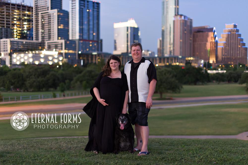 Austin area pregnancy photographers