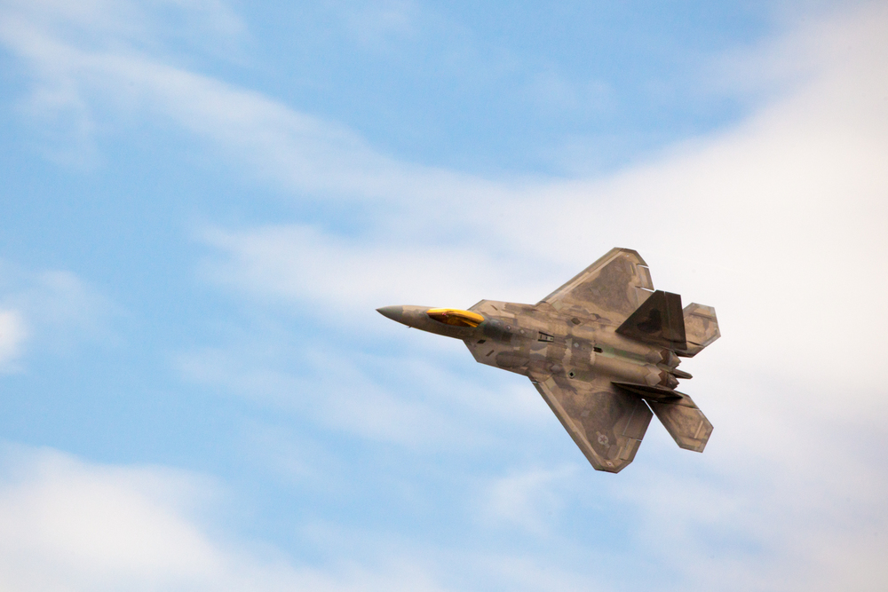 U.S. Air Force F22